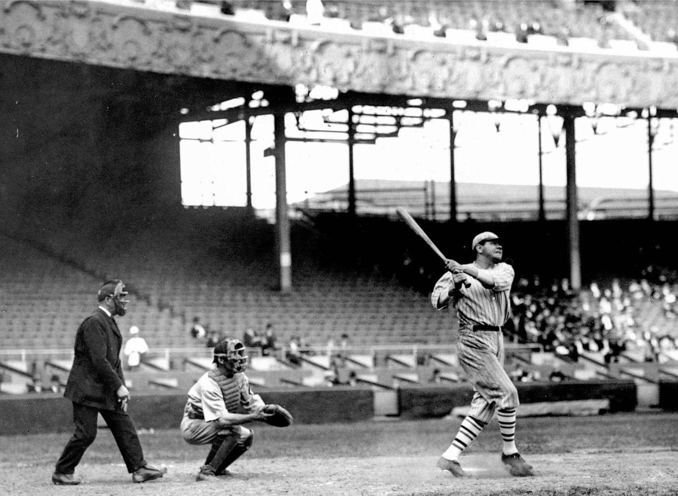 Sport Wallpaper Vintage: 28 Vintage Baseball Photos To Celebrate Opening Day