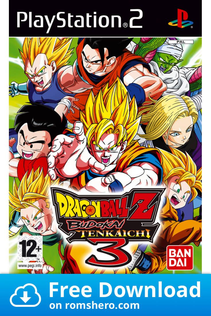 Download Dragon Ball Z Budokai Tenkaichi 3 Playstation