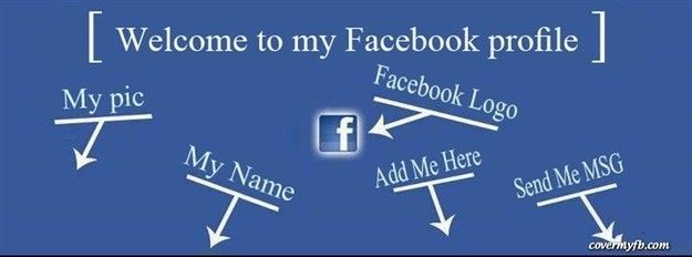 Welcome To My Facebook With Images Facebook Cover Photos Hd