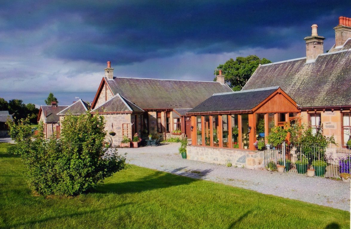Meadowside Holiday Cottages, Kincraig, Kingussie, Inverness-shire ...