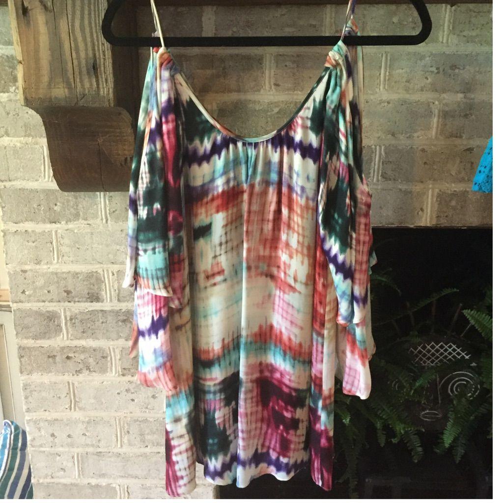 Parker Multicolored Dress
