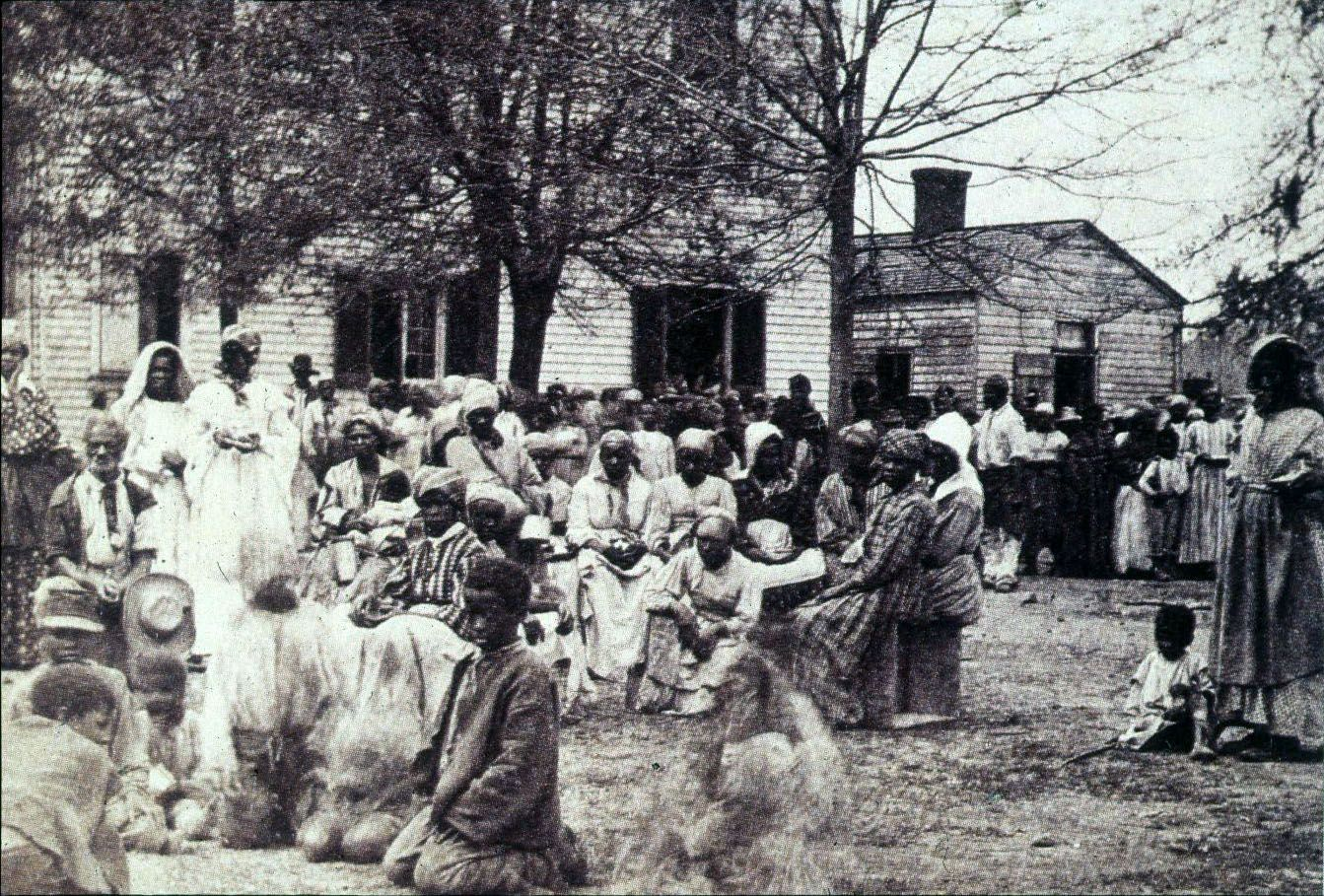 "Enslaved persons in the ""Old South"" near Vicksburg"