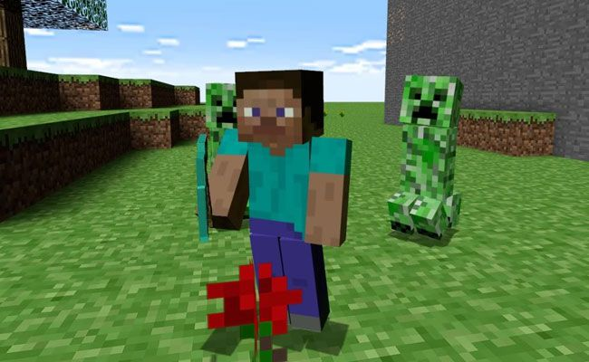 Minecraft Steve Costume | DIY Guides for Cosplay & Halloween