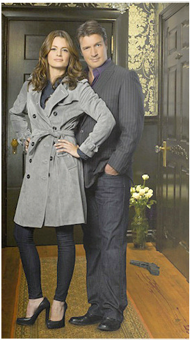 Rick & Kate from Castle