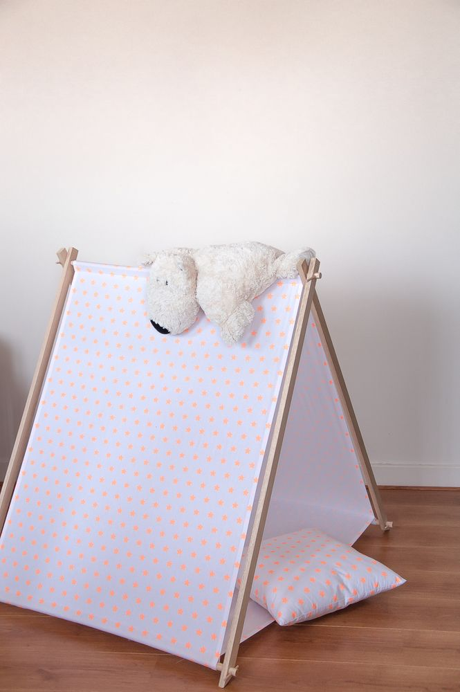 tente cabane pour enfant tuto enfants pinterest. Black Bedroom Furniture Sets. Home Design Ideas