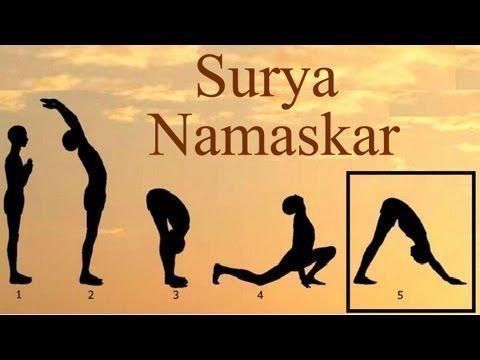 surya namaskar  rujuta diwekar  youtube  surya namaskar
