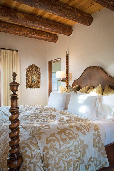 Spanish colonial | Interni | Camera da letto, Camere e ...
