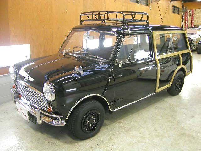 mini austin countryman black woody vintage rides pinterest minis classic mini and cars. Black Bedroom Furniture Sets. Home Design Ideas
