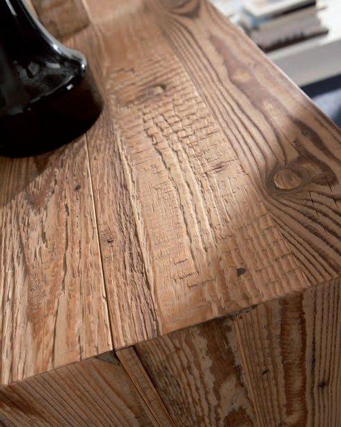 Extending Rectangular Wooden Console Table GLASS