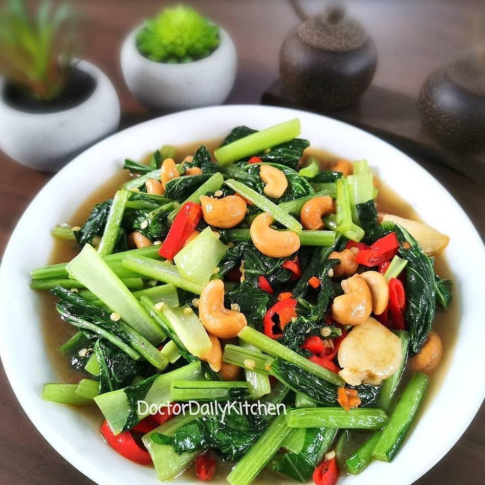Resep Tumis Sawi Hijau C 2020 Brilio Net Instagram Lapakresep Instagram Koleksiresepsj Makanan Sehat Menu Sarapan Sehat Makan Malam Sehat