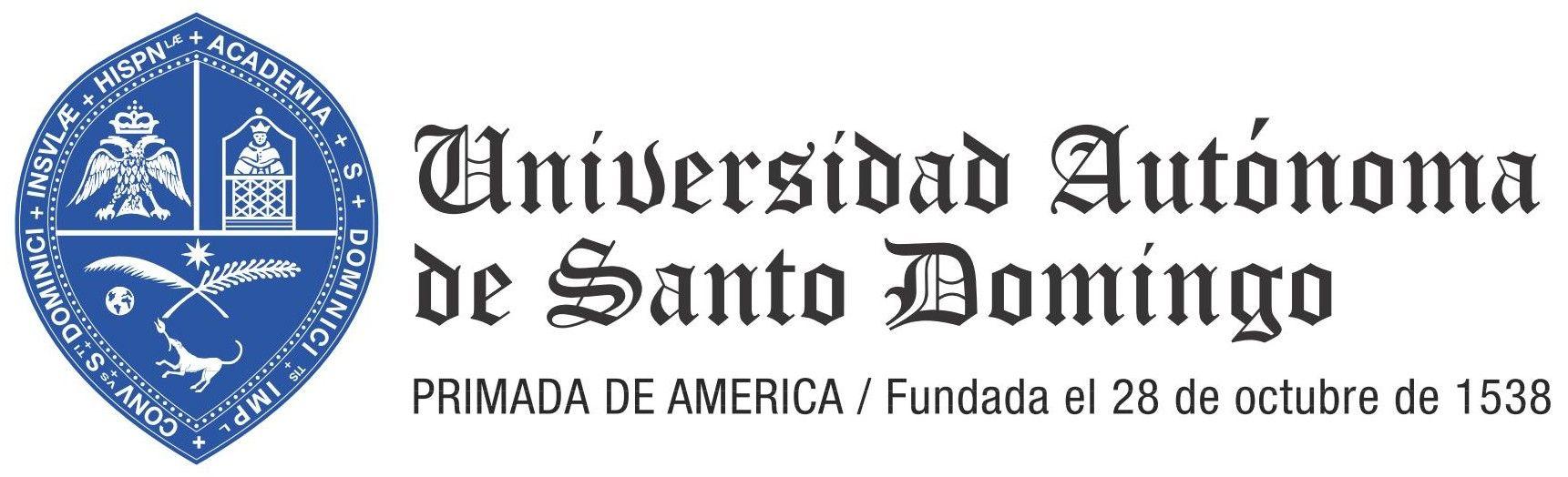 Uasd Logo Universidad Autonoma De Santo Domingo University Logo World University College Logo