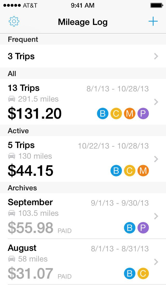 mileage log is an essential app for anyone who needs to track