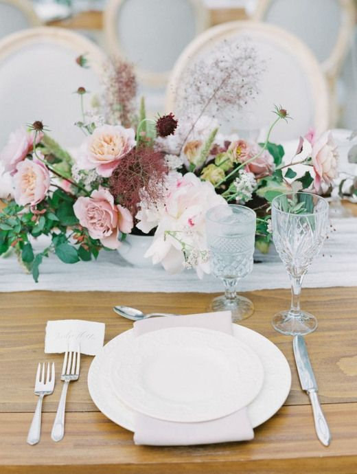 Smokebush-Inspired Summer Wedding at Carmel Valley Ranch | Photography: @michelebeckwith Coordination: @asparklingevent hotel: @carmelvranch |