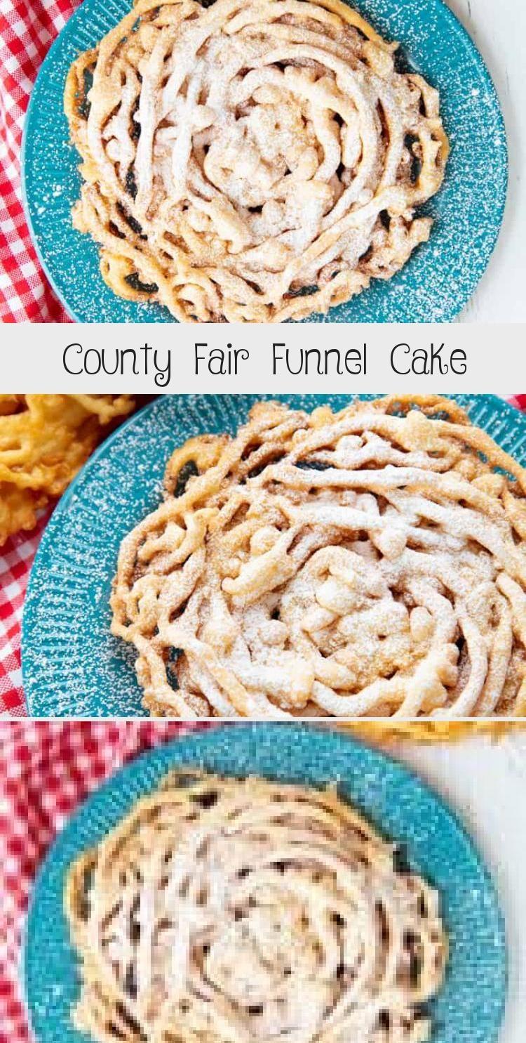 County fair funnel cake county fair funnel cake recipe
