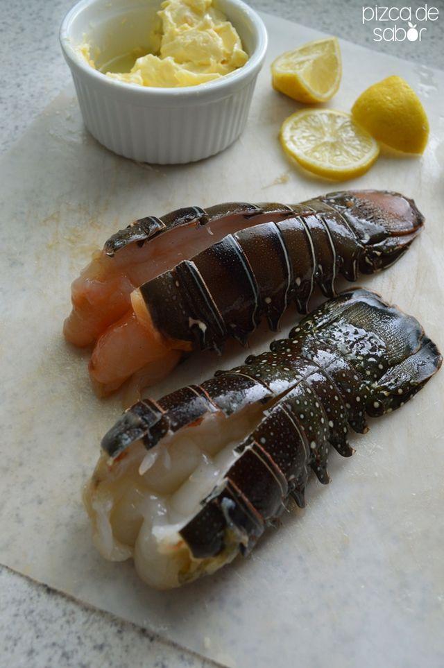 Colas De Langosta A La Parrilla Asador Food Yummy Food Lobster Recipes