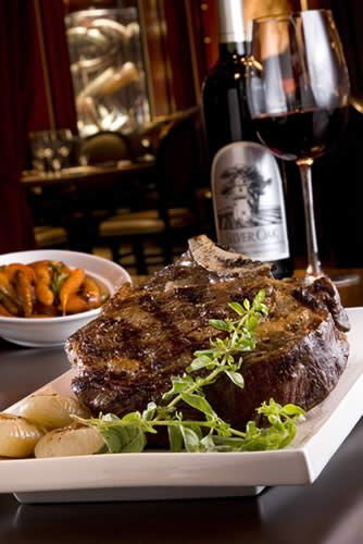 Luxor Las Vegas Restaurants Ultimate Steakhouse Tender Steak Seafood