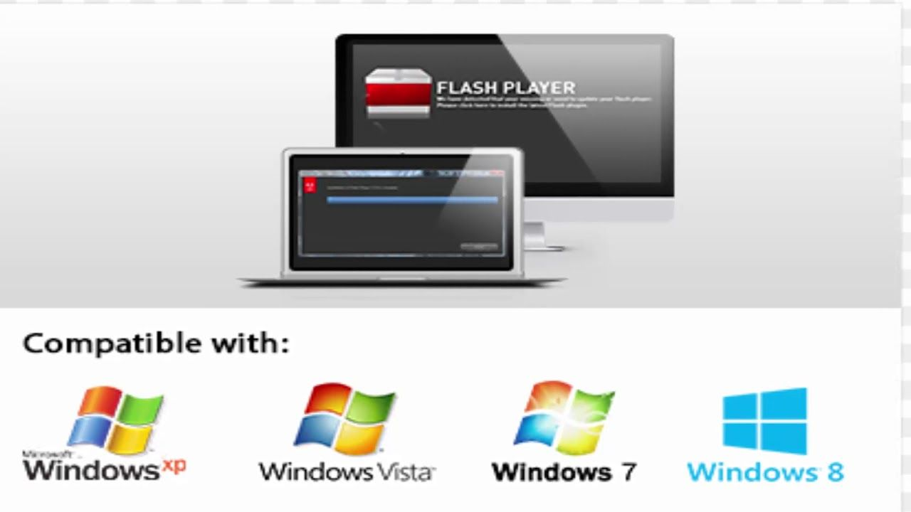 Adobe Flash Player Free Download For Windows 10 32 Bit Adobe Flash Player Free Download Vista Windows Windows Flash