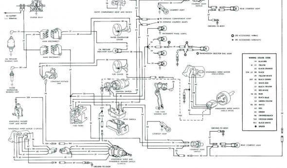 1969 Ford Torino Wiring Harness