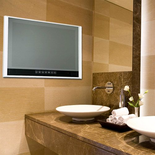 Classic Bathroom Television Classic Bathroom Tv In Bathroom Bathroom Televisions