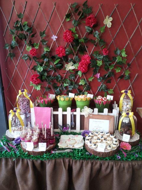 Spring flowers th birthday also party ideas nana   celebration rh co pinterest