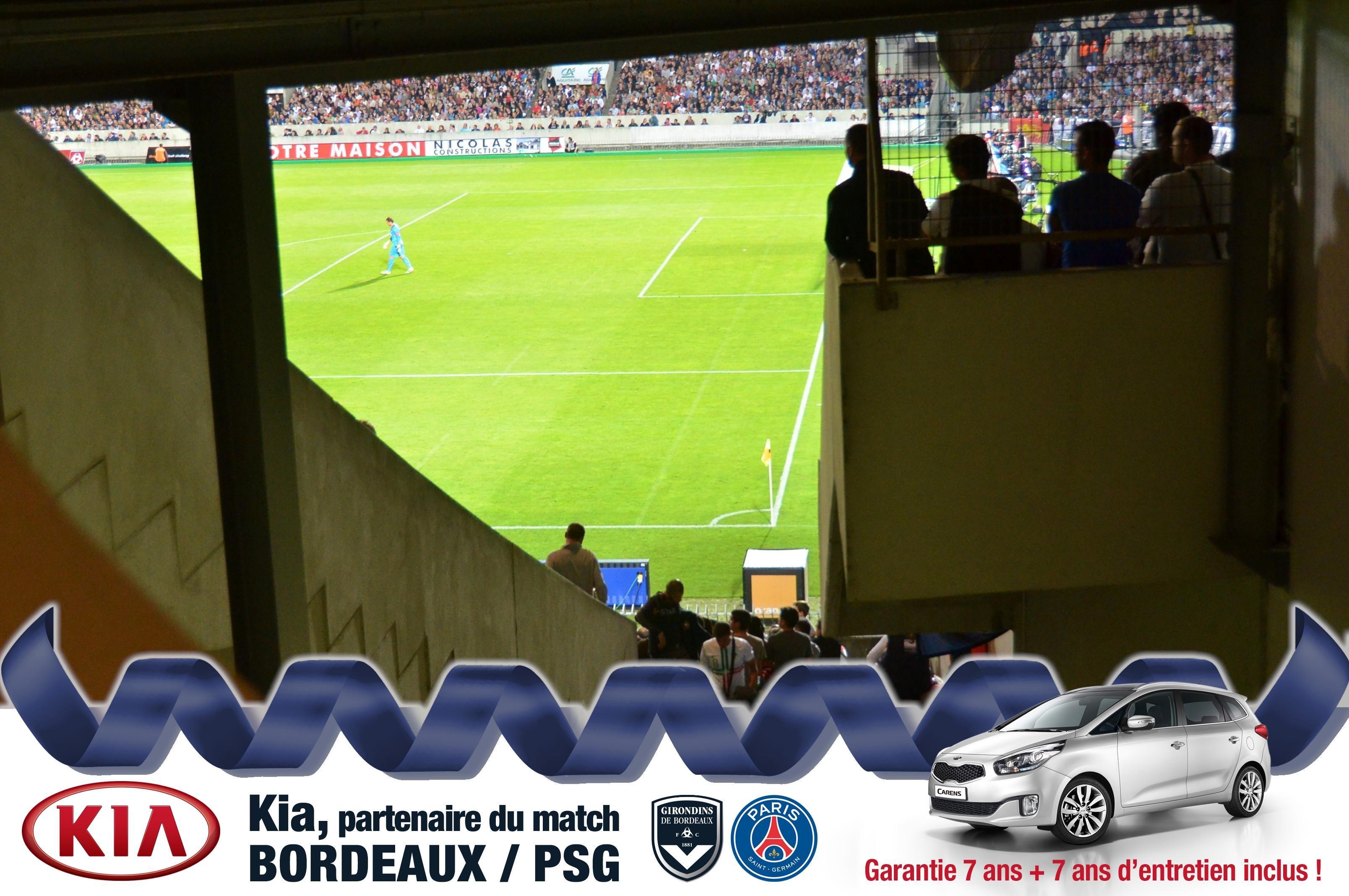 Girondins de Bordeaux Paris SaintGermain 13/09/13