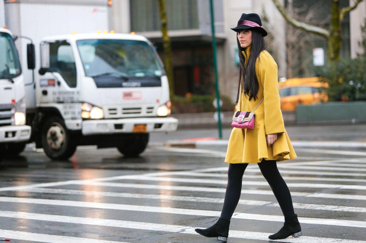 Come vestirsi quando piove? 5 consigli