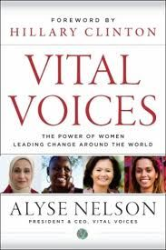 Just released June 2012 - Vital Voices, The Power Of Women Leading Change Around the World --- for website and info on the project established in 1997 by then-First Lady Hillary Rodham Clinton and former Secretary of State Madeleine Albright, click http://www.vitalvoices.org/...For Andrea Mitchelll 5 minute video interview, click http://video.msnbc.msn.com/mitchell-reports/47693492/#47693492