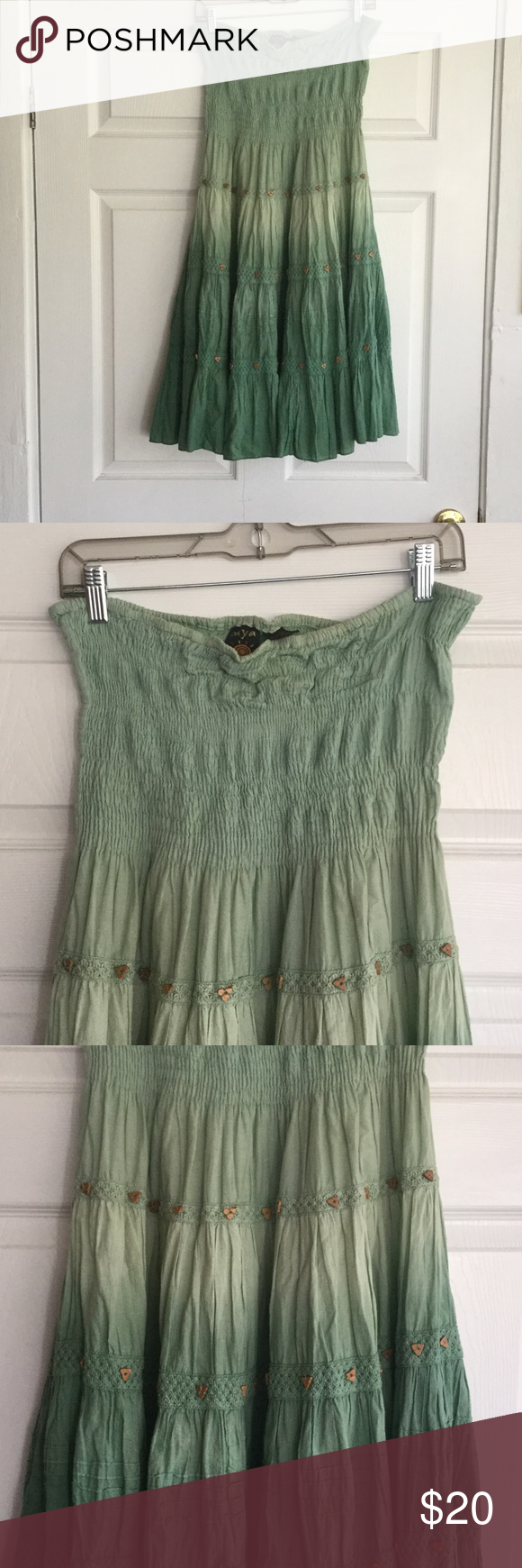 Raya Sun Cotton Stretchy Skirt Excellent condition. Very