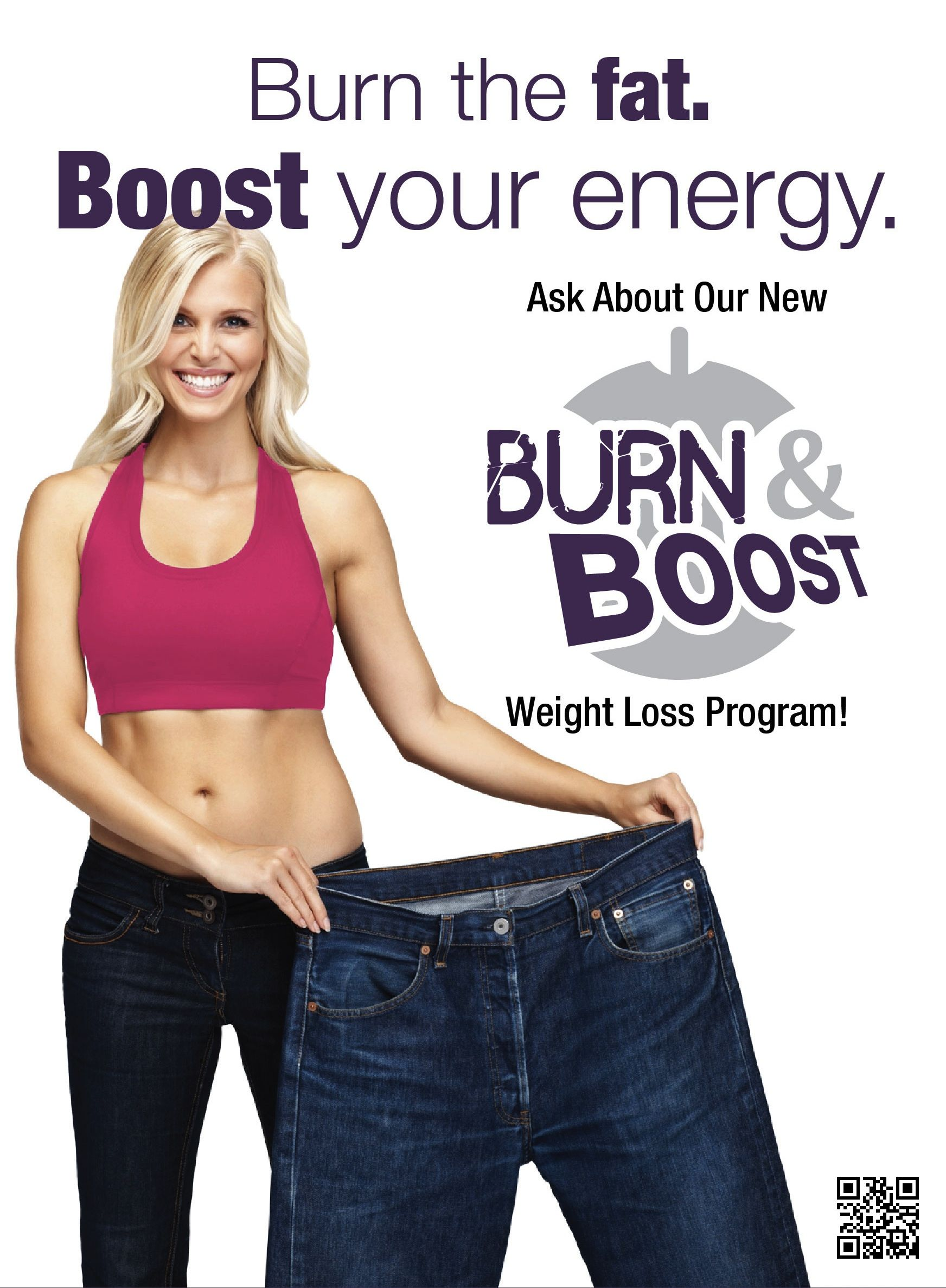 Our Burn and Boost Program gives you the best of both world's - it burns your fat and boosts your energy! www.facebook.com/InShapeMDMarietta