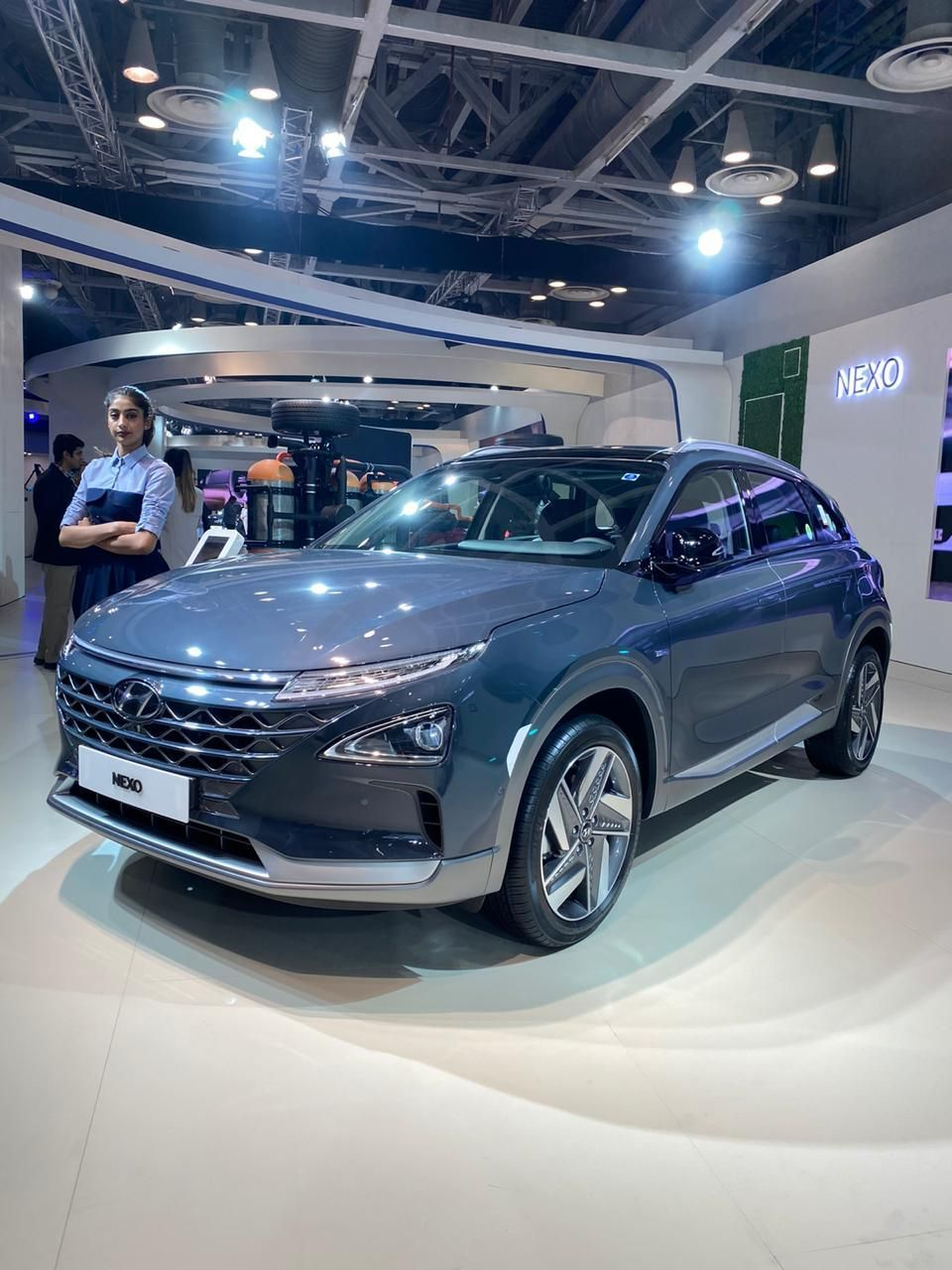 Auto Expo 2020 Film Real Life Review In 2020 Hyundai Motor Hyundai Fuel Cell