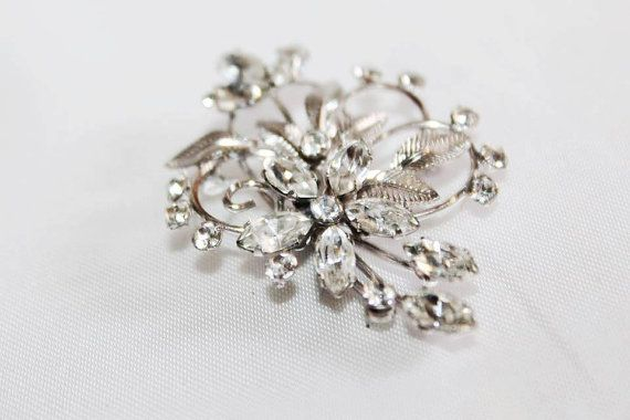 VAN DELL Sterling Silver Couture Designer by MyJewelsBoutique