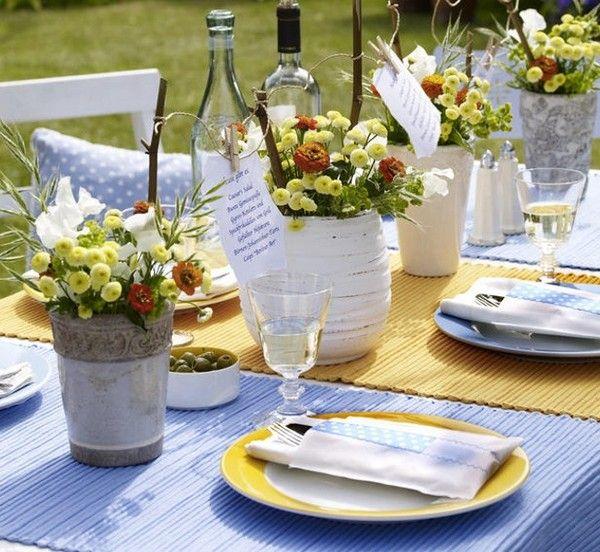 Deko tipps zur gartenparty dekoration pinterest gartenparty party und garten - Gartenparty deko tipps ...