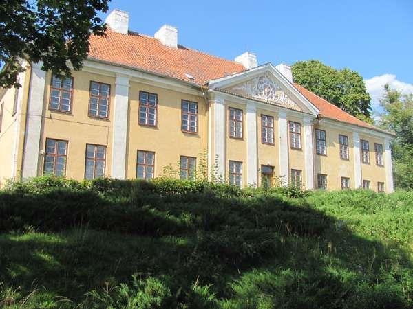 pałac w Smolajnach- Nasza Warmia