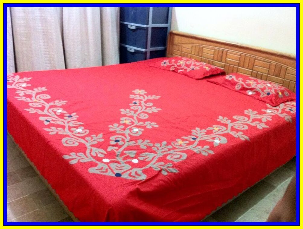 52 reference of bed sheets handmade in 2020 Handmade bed