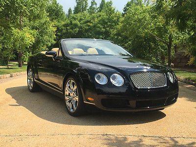 Bentley Bentley Continental Gt Bentley Continental Bentley