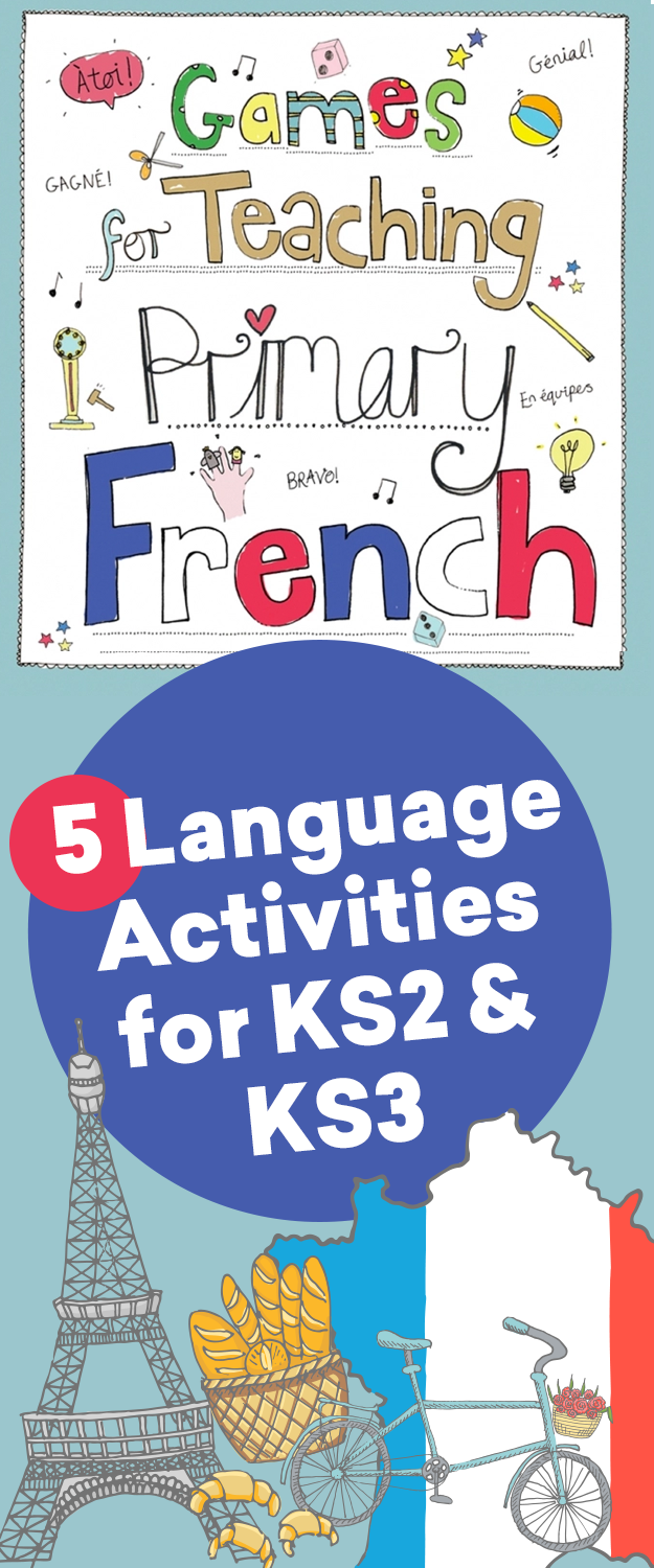 Games for Teaching Primary French – 5 Language Activities for KS2 ...