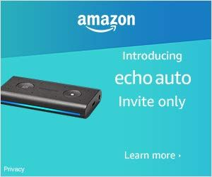 Introducing New Amazon Echo Devices Start Date: Sep 20, 2018 at 05