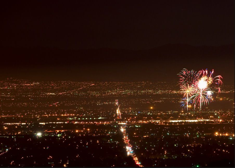 8 of the best places to see the night sky in l a county for Best vacation spots in los angeles