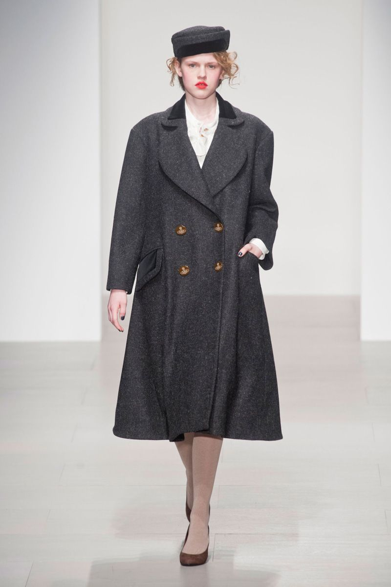 Vivienne Westwood Red Label Fall 2014 Ready-to-Wear Collection