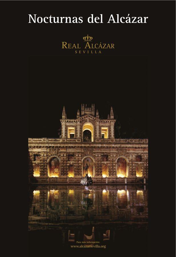 Una noche en el Alcázar de Sevilla - http://sixt.info/Sixt-Viajar