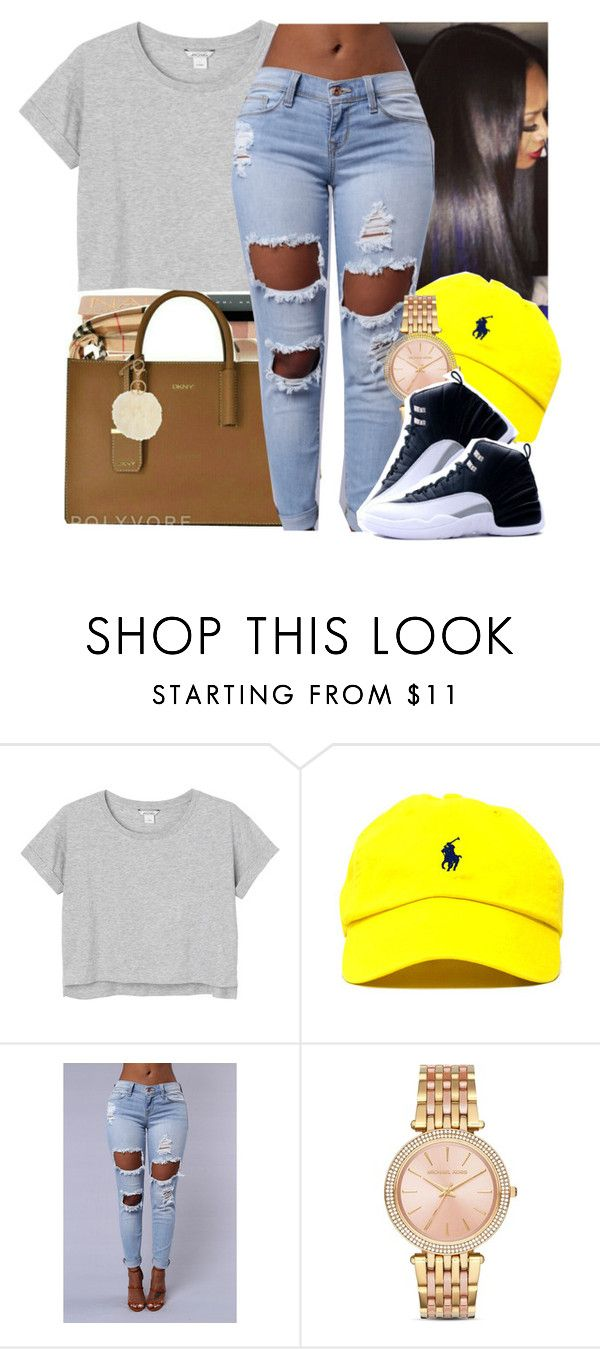 """❤️"" by theylovinniaaa ❤ liked on Polyvore featuring Monki, Spyder, Michael Kors and Retrò"