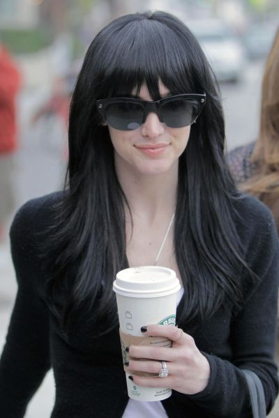 black hair ashlee simpson ashlee simpson awesome hair