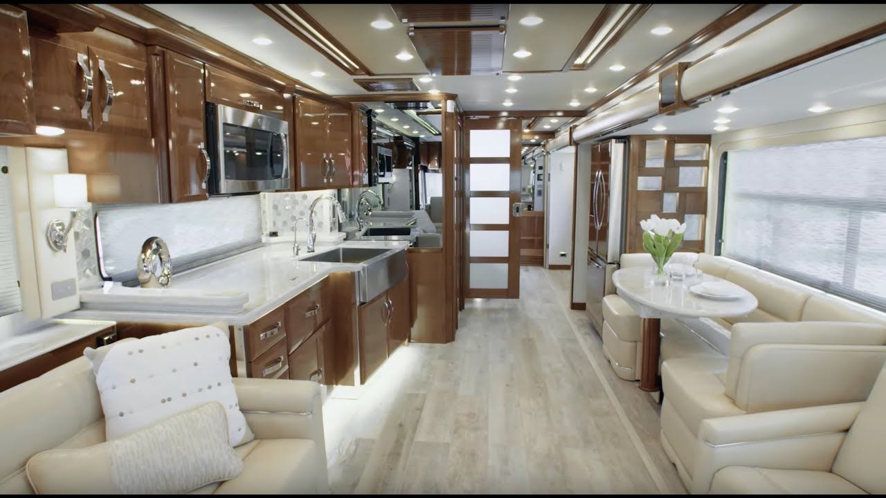 2020 Newmar King Aire Official Review Luxury Class A RV