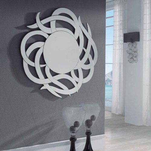 Moderner Design Spiegel : Modell BILBO
