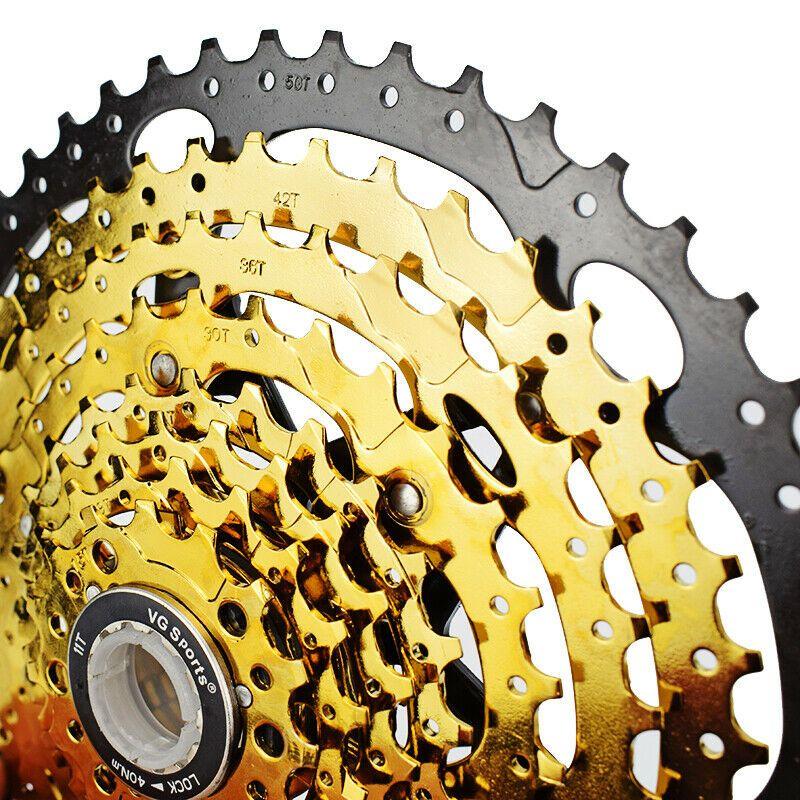 Sponsored Ebay Vg Sports Mtb Bike Freewheel 10 Speed Cassette