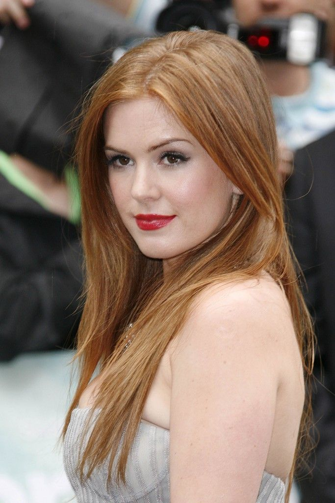 Isla Fisher Is An Australian Actress We Best Known For Her Playing