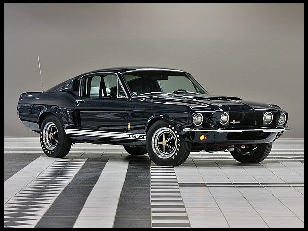 1967 Shelby Gt500 Fastback Lemans Stripe Delete Factory Air Mecum Auctions Mustang Fastback 1967 Shelby Gt500 Shelby Gt500