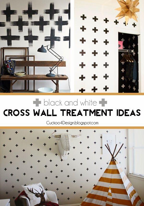 Cuckoo 4 Design: Cross Wall Vinyl Ideas and Materials