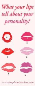 What your lips tell about your personality  #beautytips  #fitness