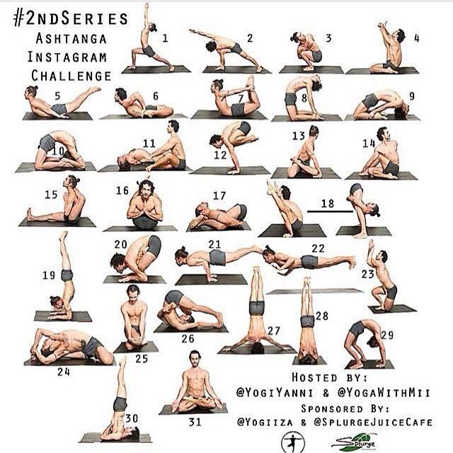 Deft Yoga Dudes   Ashtanga yoga, Yoga sequences, Ashtanga ...